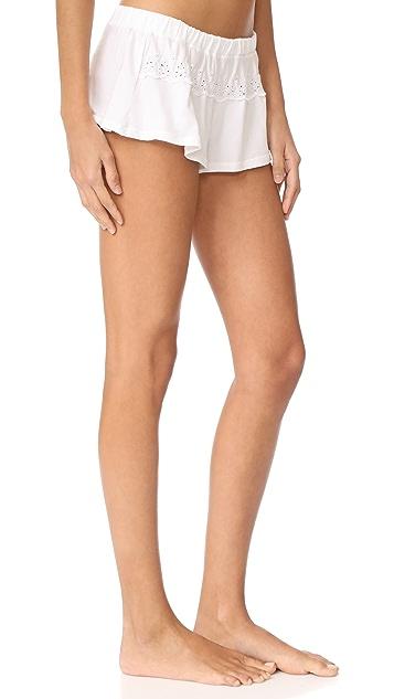 Cosabella Constance Tap Shorts