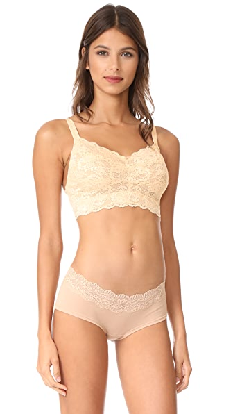Cosabella Never Say Never Curvy Sweetie Bra - Blush