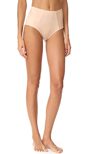 Cosabella Undercover High Waisted Briefs