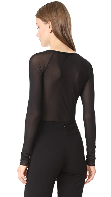 Cosabella Verona Long Sleeve Top