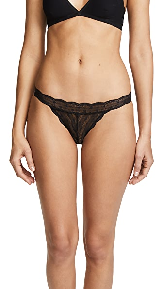Cosabella Sweet Treats Bikini Briefs In Black