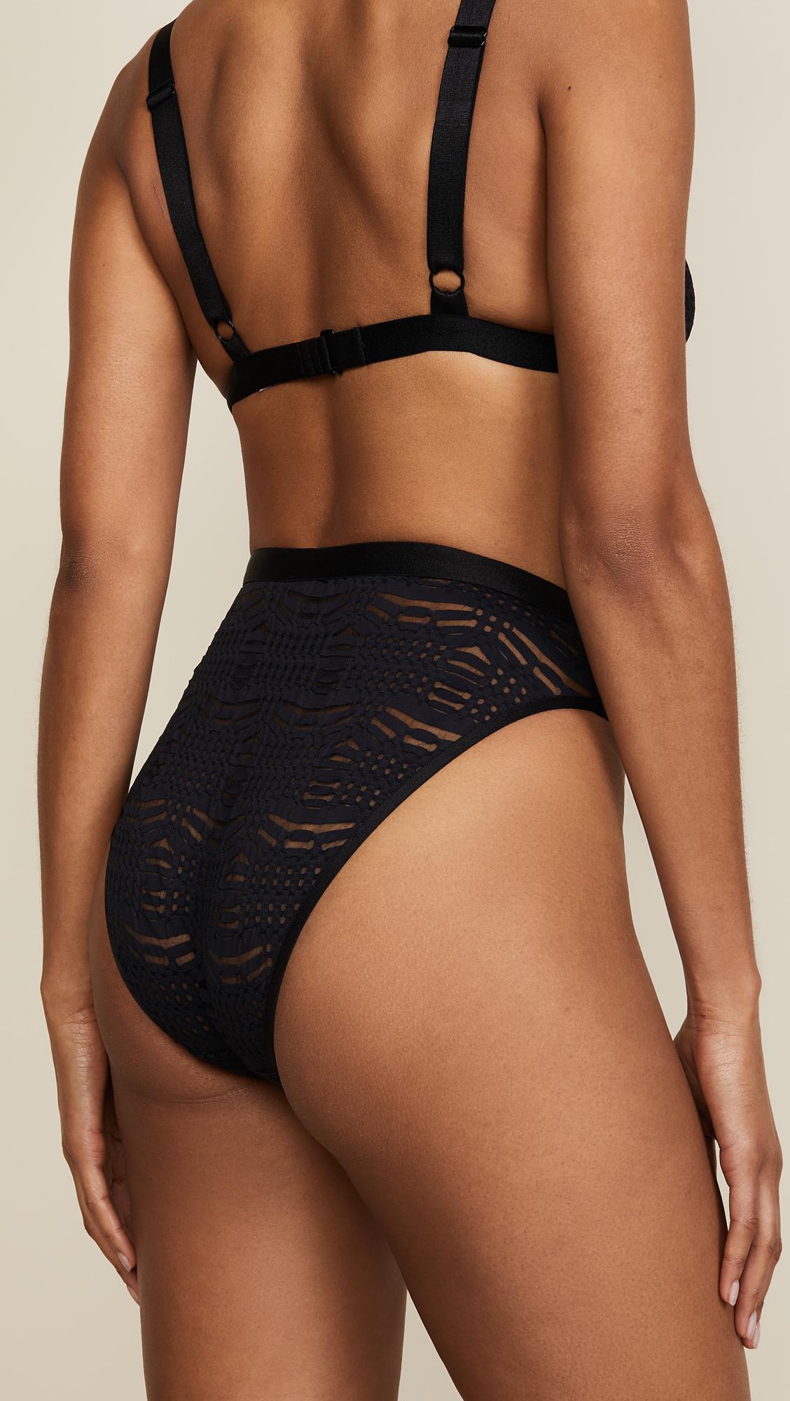 c5aef305f266 Cosabella Bisou High Leg Bikini Panties | SHOPBOP