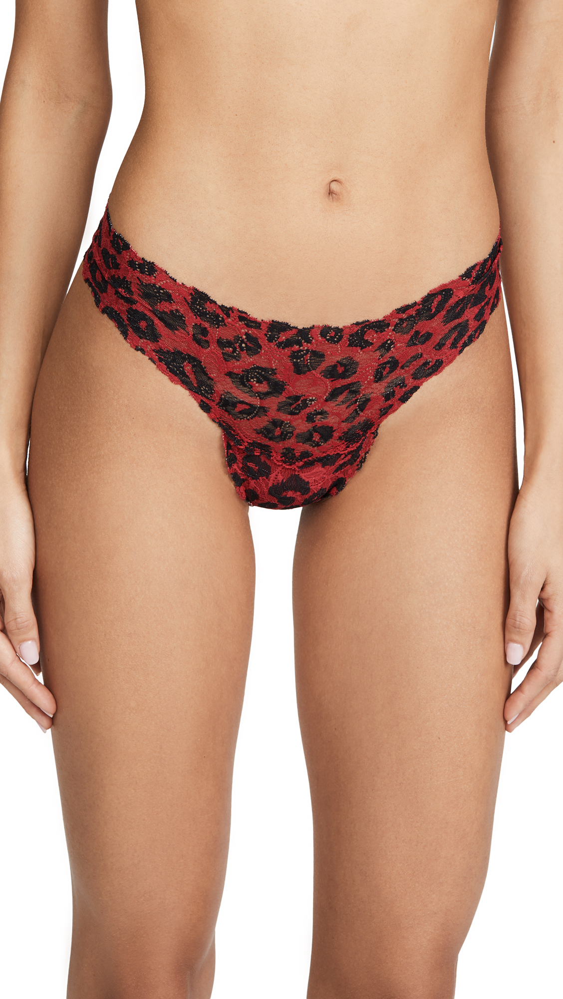 Buy Cosabella online - photo of Cosabella Pixie Printed Lowrider Thong