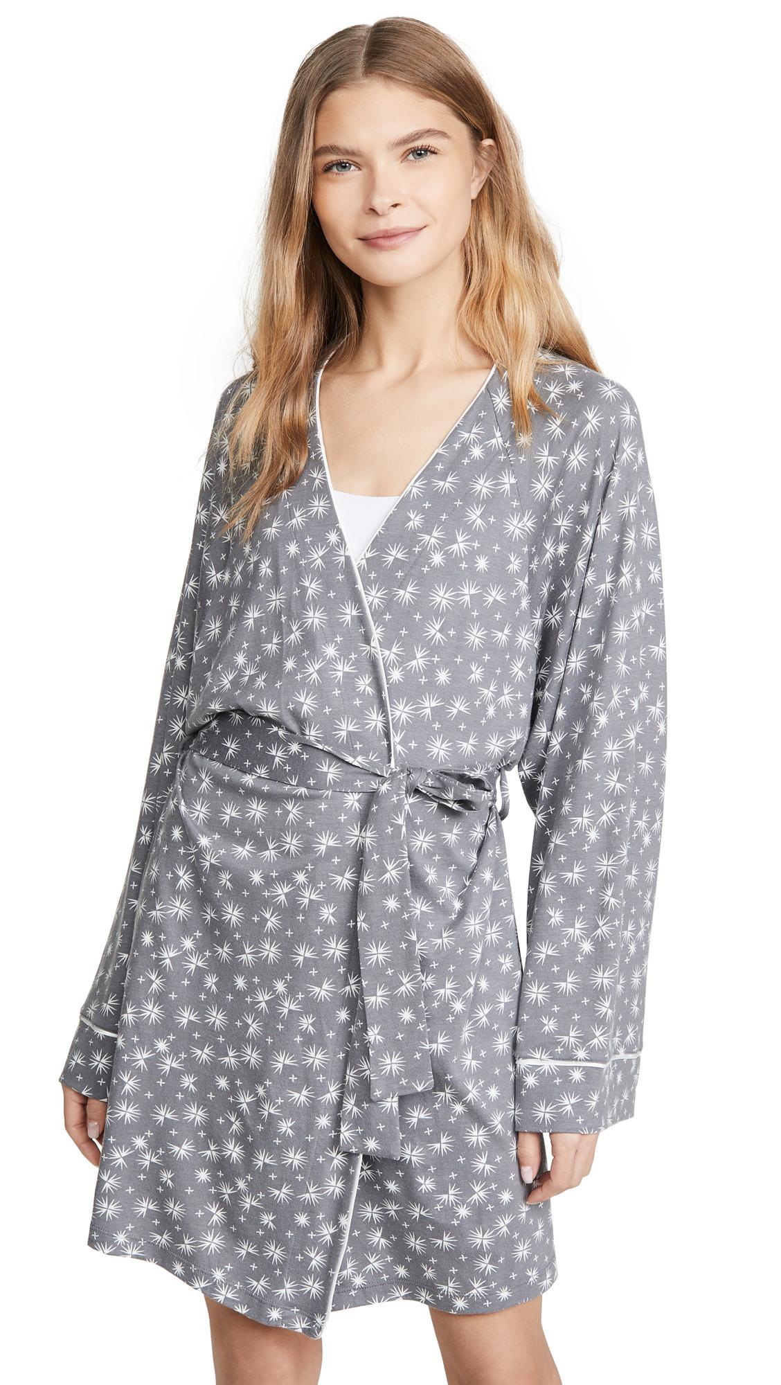 Buy Cosabella online - photo of Cosabella Bella Printed Robe