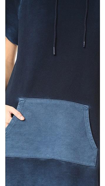 Cotton Citizen Milan Cutoff Dress