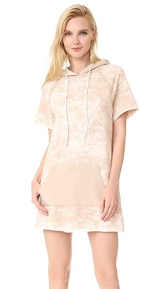 Cotton Citizen Milan Cutoff Dress - Sand Dust