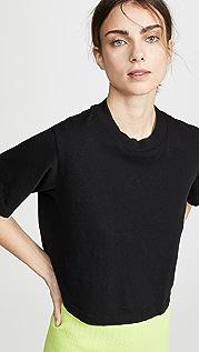 Cotton Citizen Укороченная футболка Tokyo