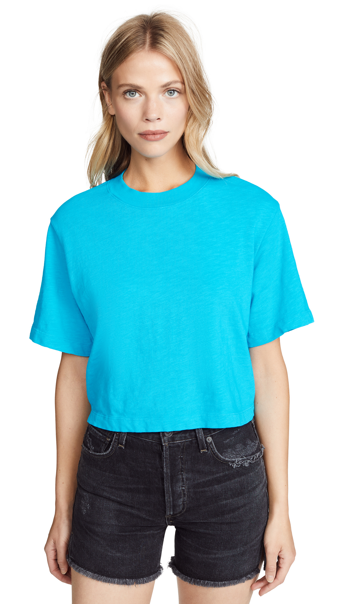 THE TOKYO CROPPED TEE