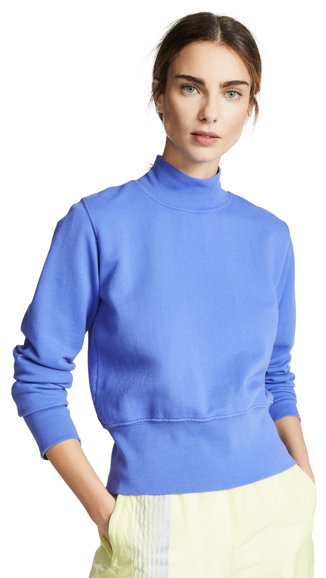 Milan Sweatshirt in Lavender