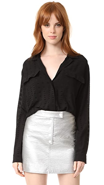 Courreges Button Down Shirt