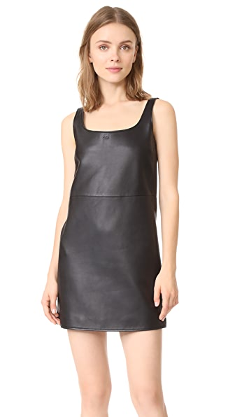 Courreges Sleeveless Mini Dress