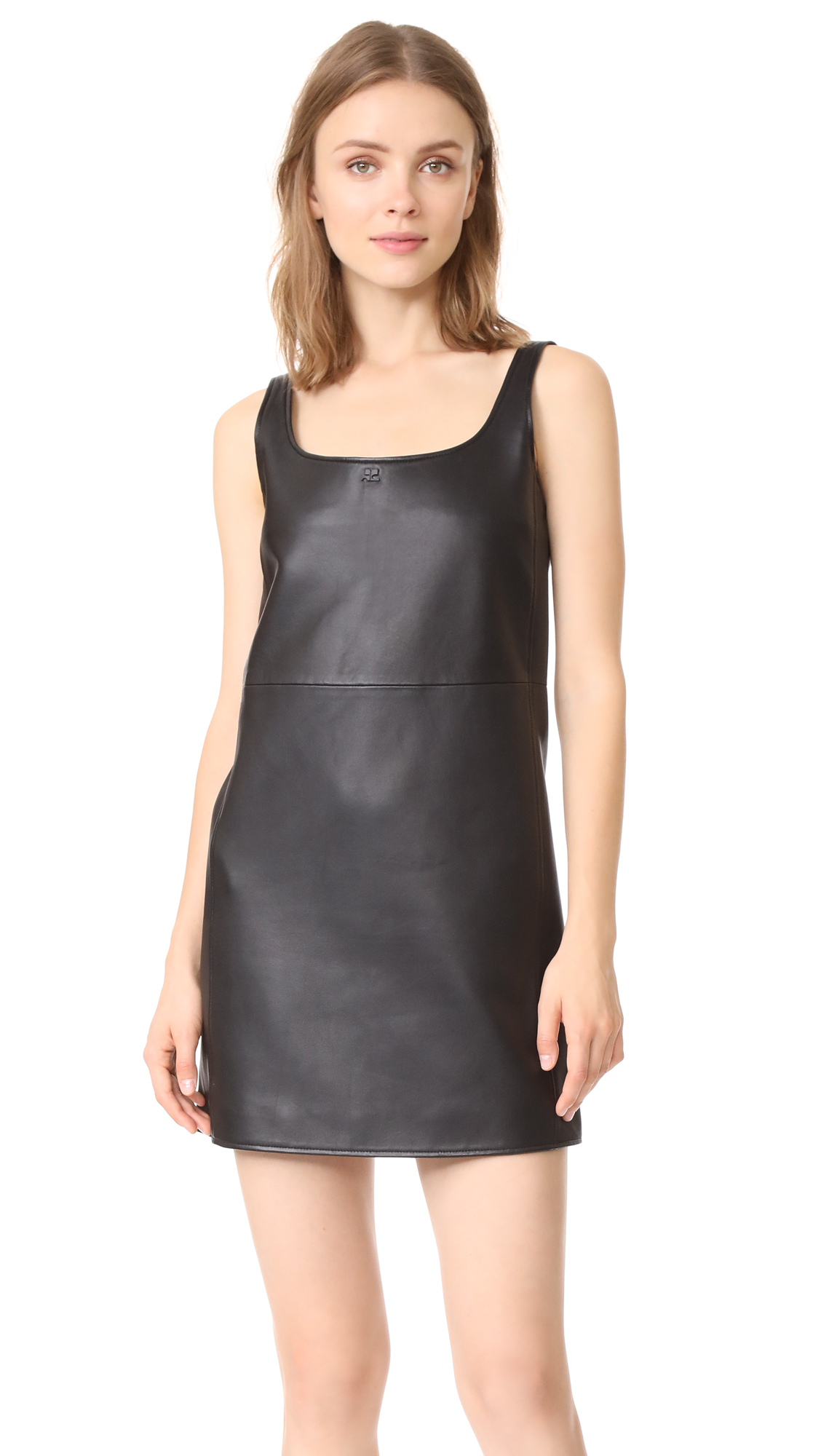 Courreges Sleeveless Mini Dress