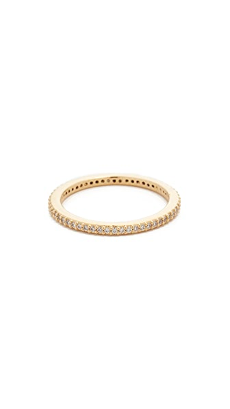 Cloverpost Eternity Ring