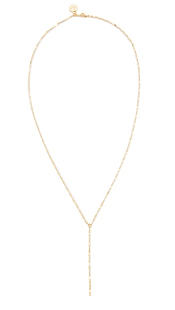 Cloverpost Twinkle Excess Lariat Necklace