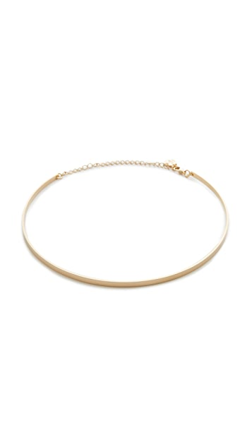 Cloverpost Gloss Choker Necklace