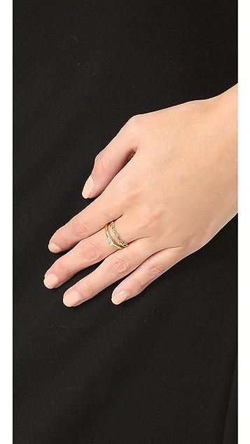 Cloverpost Daze Ring