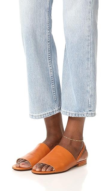 Cloverpost Flex Anklet