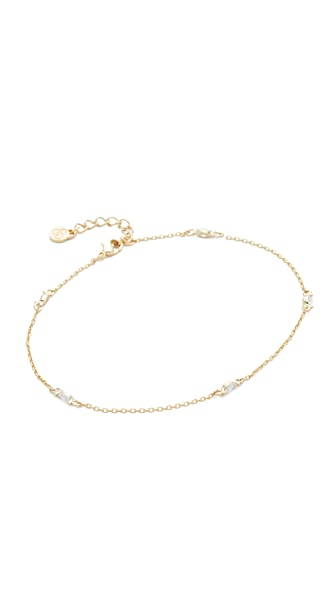 Cloverpost Crane Anklet at Shopbop