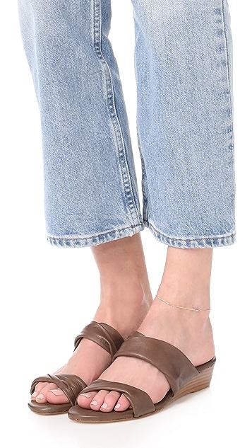 Cloverpost Crane Anklet
