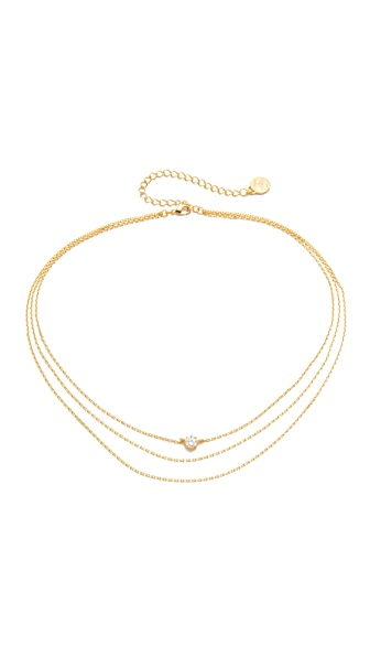 Cloverpost Ink Choker Necklace