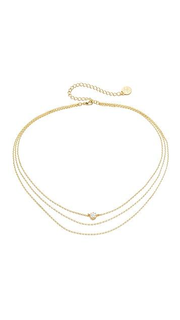 Cloverpost Ink Choker Necklace