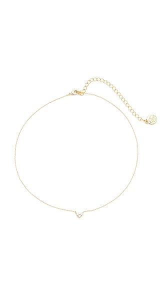 Cloverpost All Choker Necklace