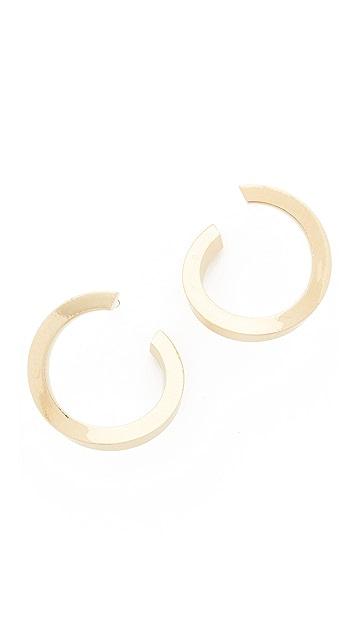 Cloverpost Henry Earrings