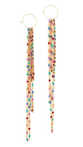 Cloverpost Pop Twist Earrings