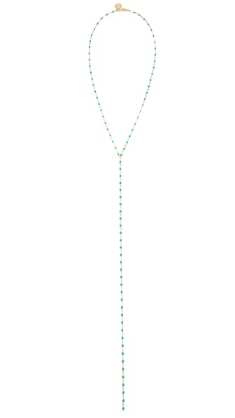 Cloverpost Pop Lariat Necklace