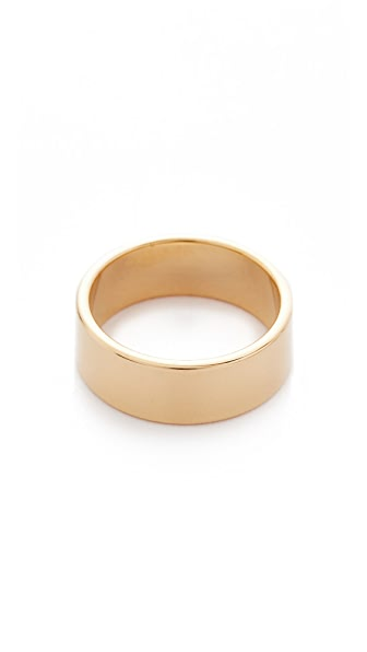 Cloverpost Riot Pinky Ring - Gold