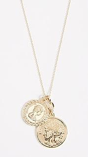 Cloverpost Peek Necklace