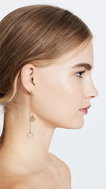 Cloverpost Teeter Earrings