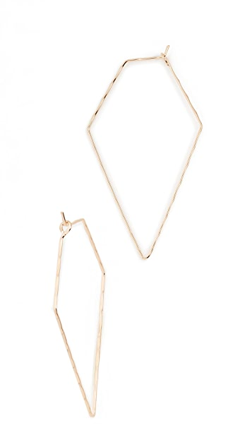 Cloverpost Pine Earrings