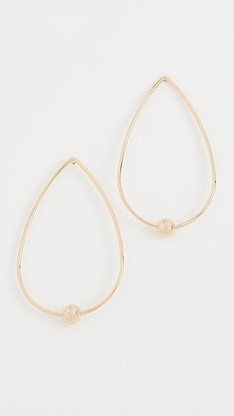 Cloverpost Halt Earrings