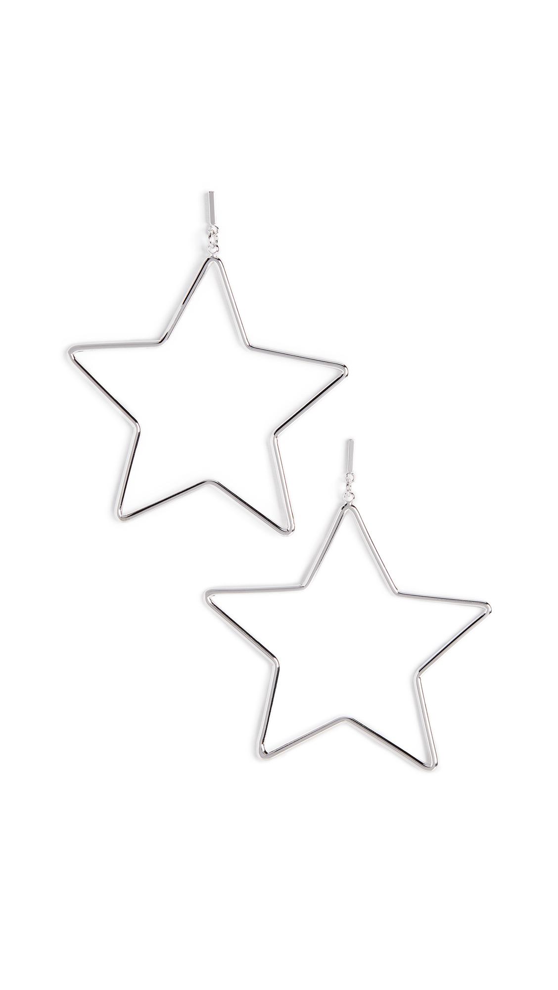 Cloverpost Vivid Star Earrings