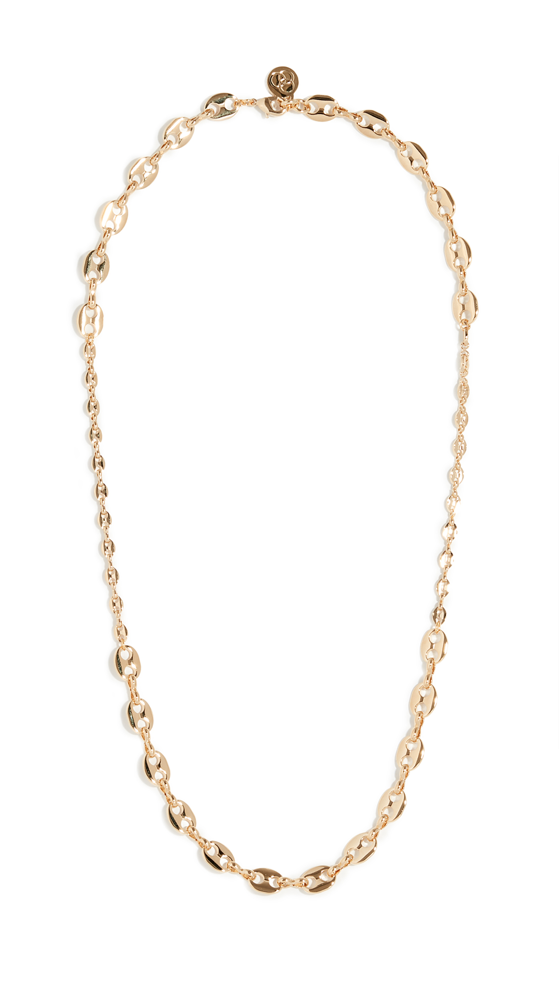 CLOVERPOST Pilot Necklace in Gold