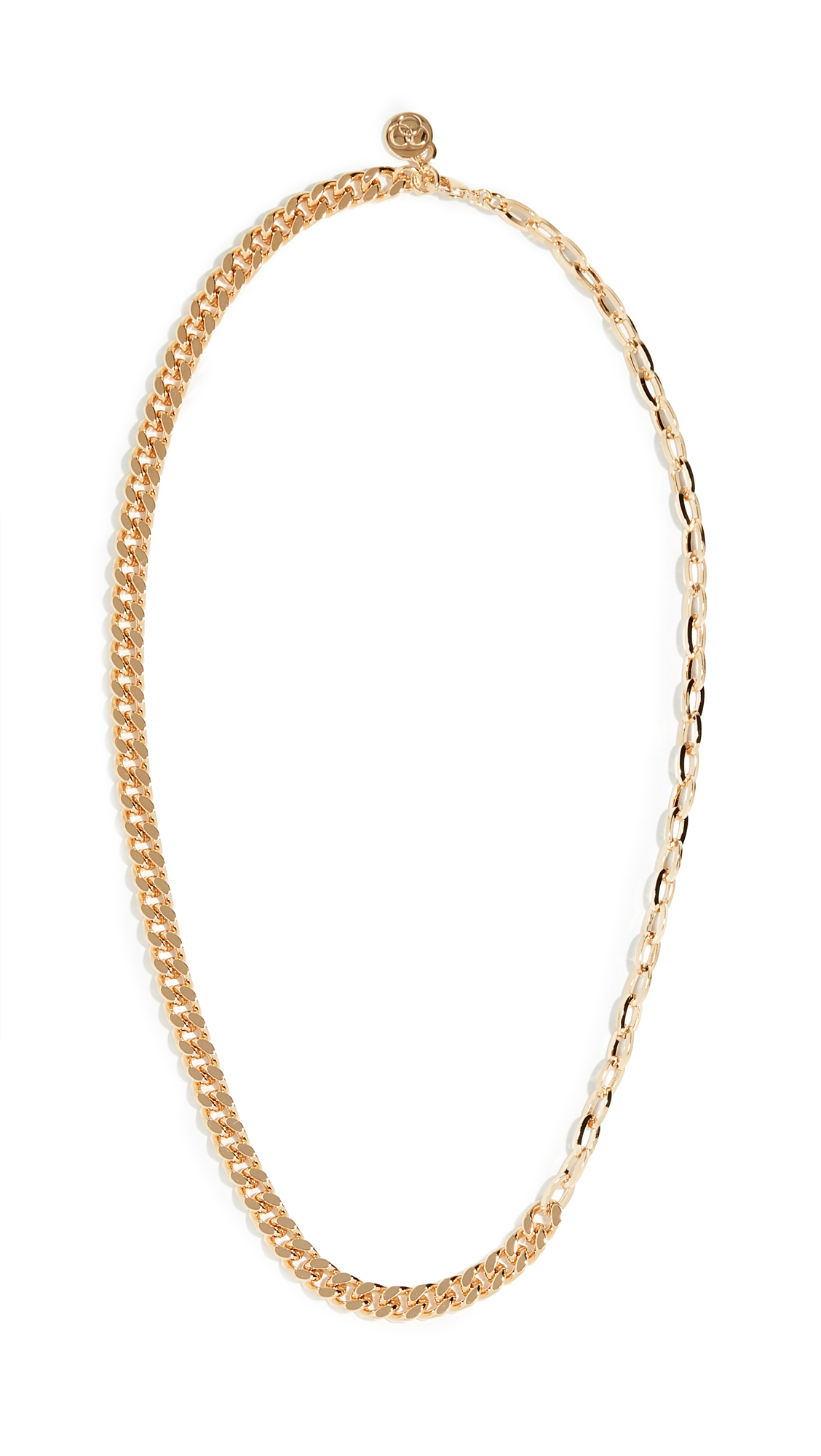 CLOVERPOST Spencer Necklace in Gold