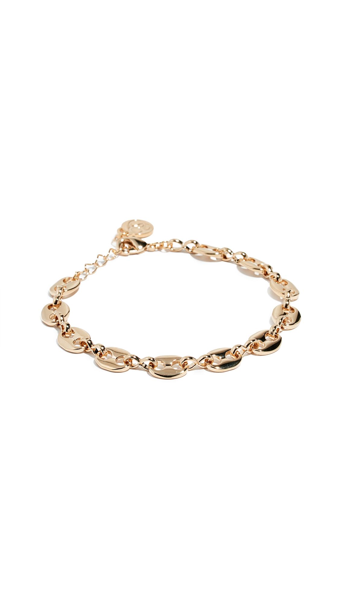 CLOVERPOST Bay Bracelet in Gold