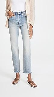 CQY Nirvana Vintage Slim Jeans