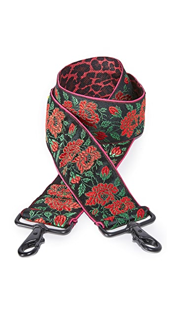 Carrie'd NYC Paula Guitar Handbag Strap