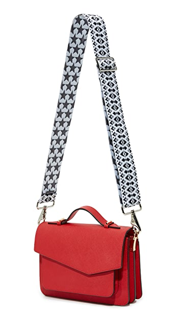 Carrie'd NYC Roxy Adjustable Guitar Handbag Strap
