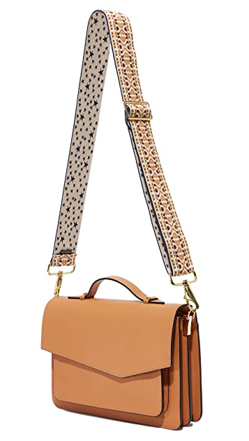 Carrie'd NYC Carla Adjustable Guitar Handbag Strap