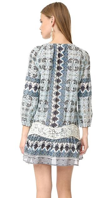 Christophe Sauvat Collection Lima Mini Dress