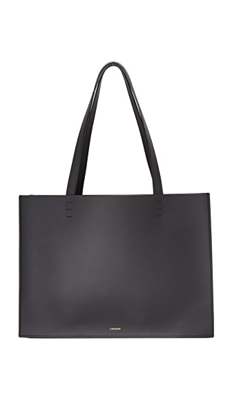 Cuero & Mor Mini Tote Bag - Black