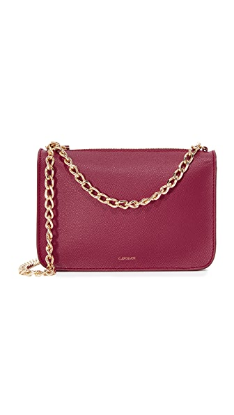 Cuero & Mor Vita Chain Bag - Rubi