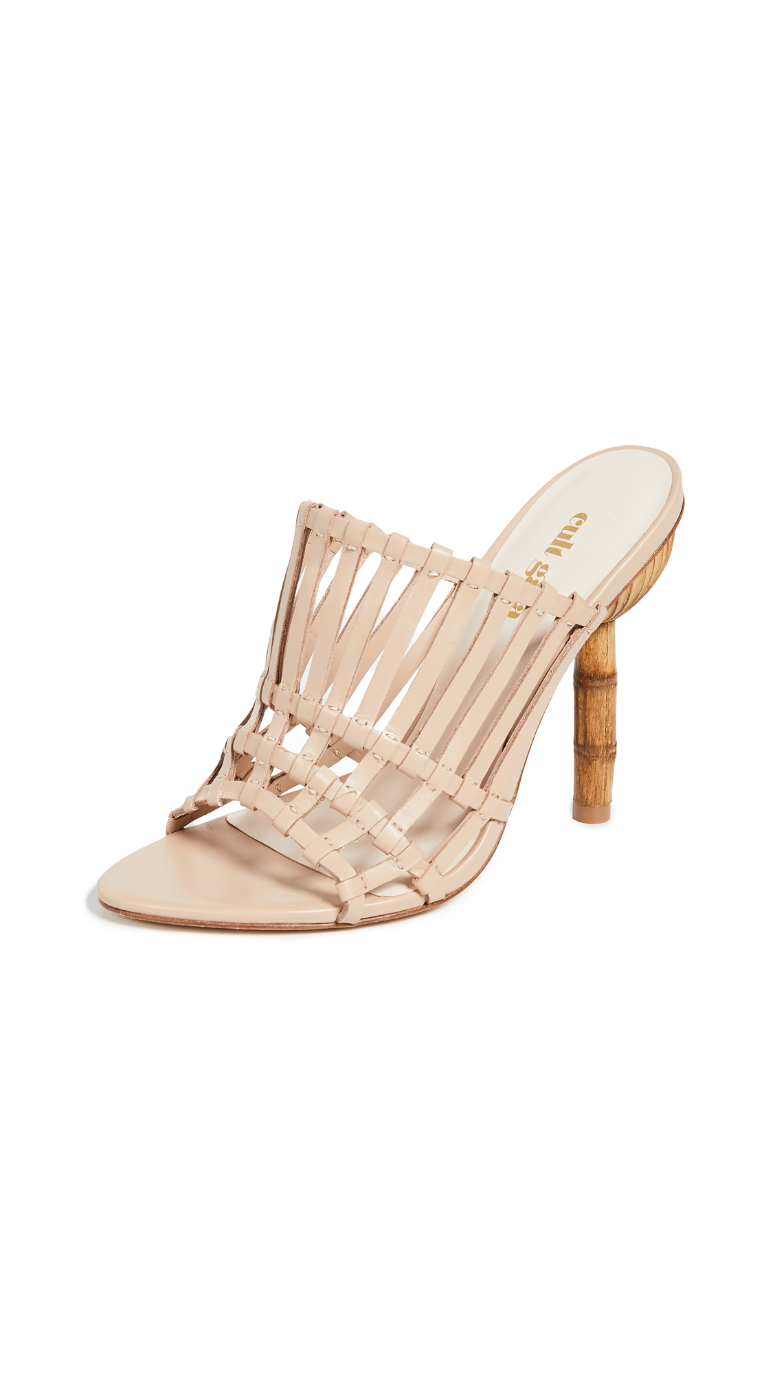 Buy Cult Gaia Ark Heel Slide Sandals online, shop Cult Gaia