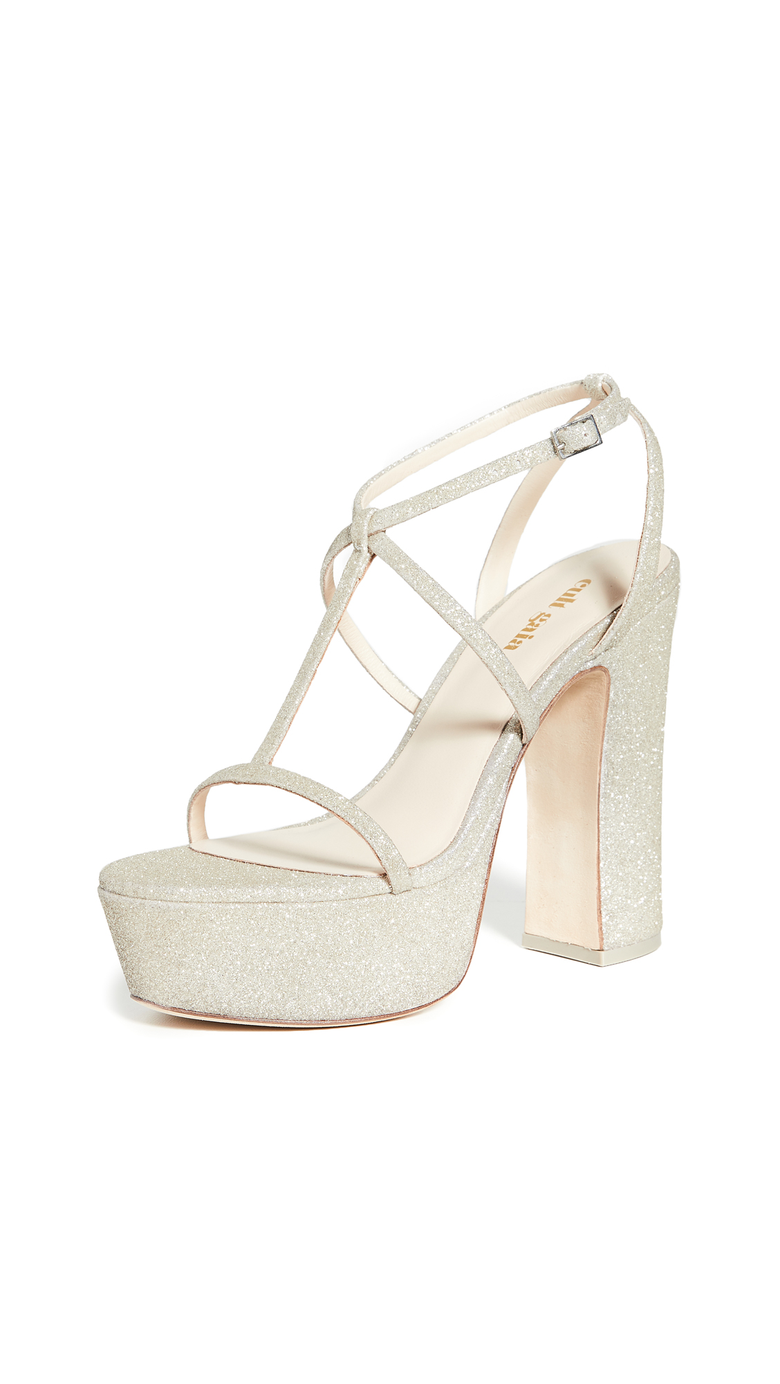 Buy Cult Gaia online - photo of Cult Gaia Angela Heeled Sandals