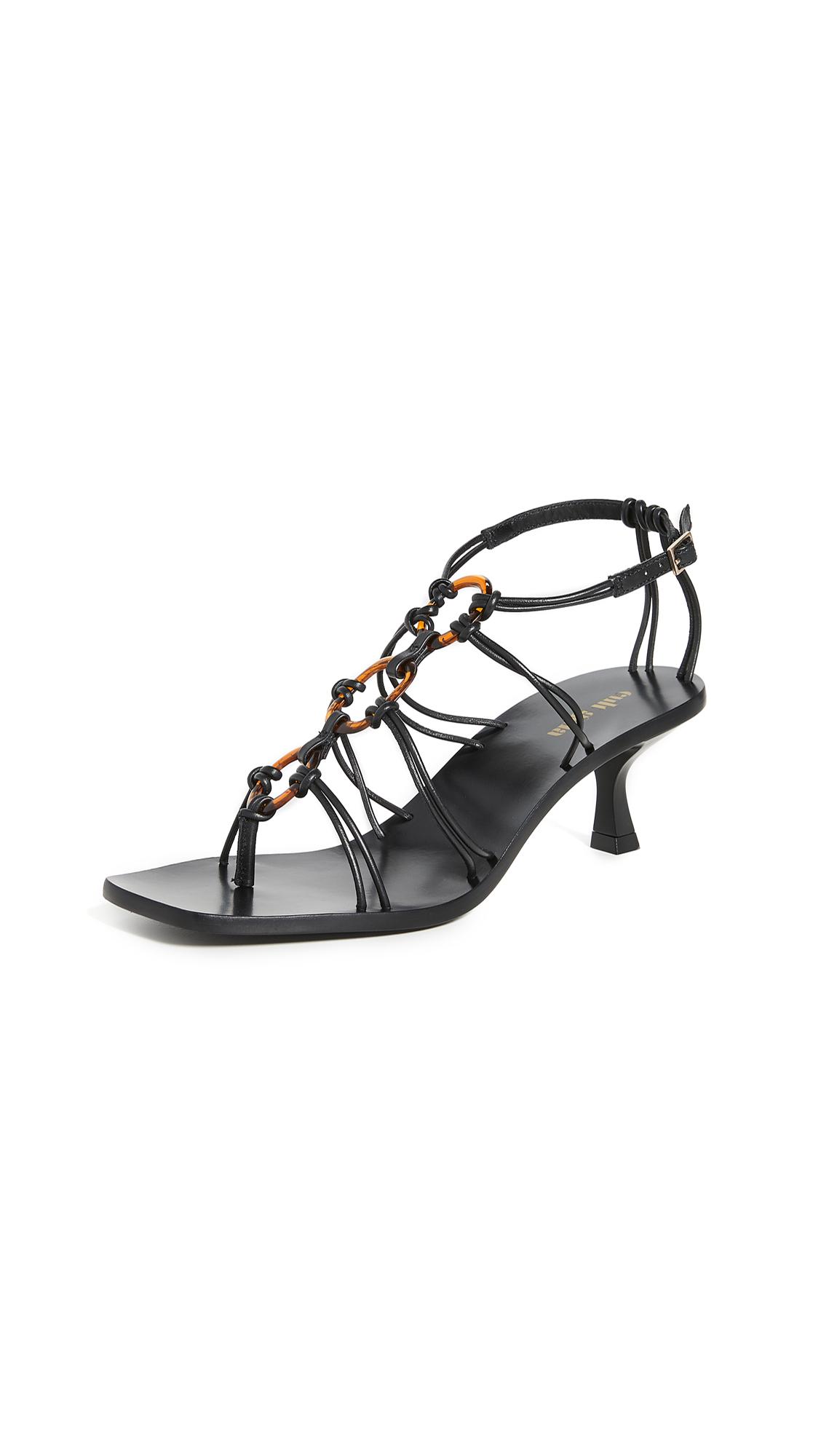 Cult Gaia Ziba Sandals - 50% Off Sale