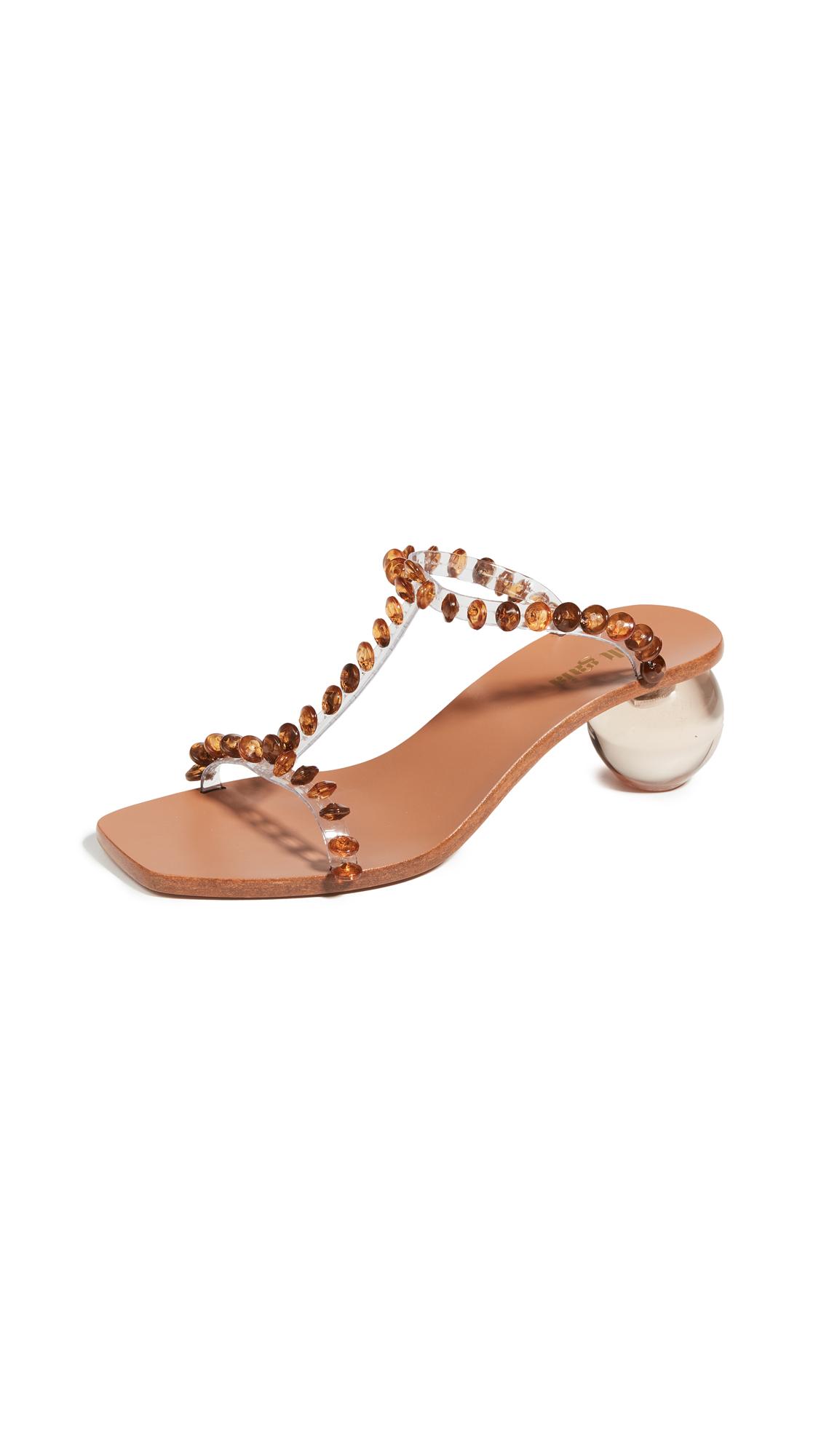 Cult Gaia Clio Heel Sandals
