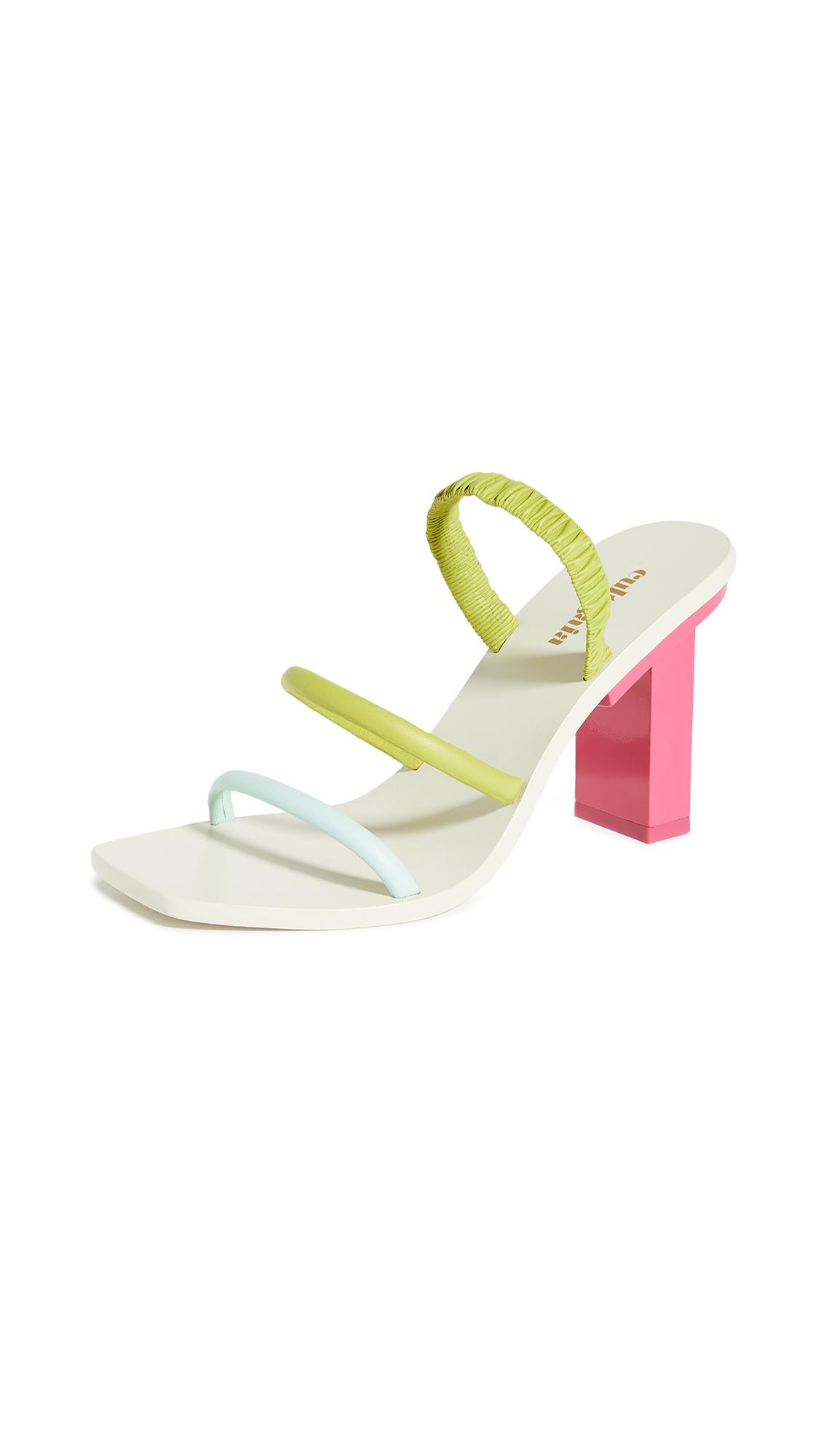 Cult Gaia Kaia Heel Sandals - 30% Off Sale